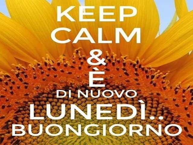 lunedì keep calm