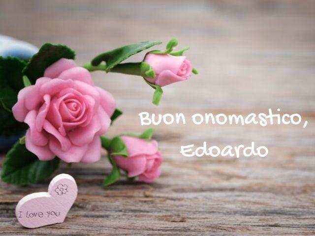 onomastico edoardo